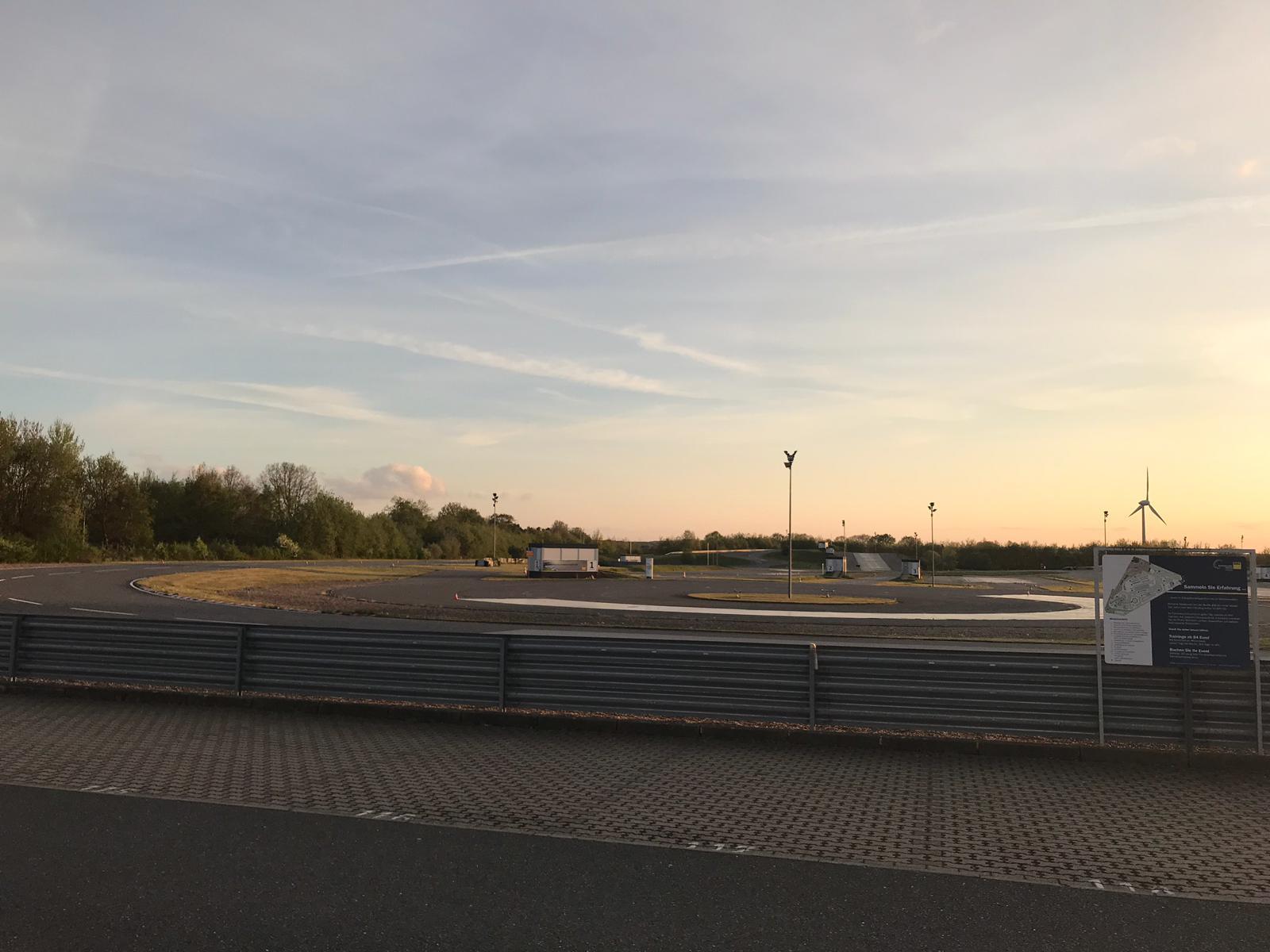 Motorrad Intensivtraining mit dem ADAC in Lüneburg