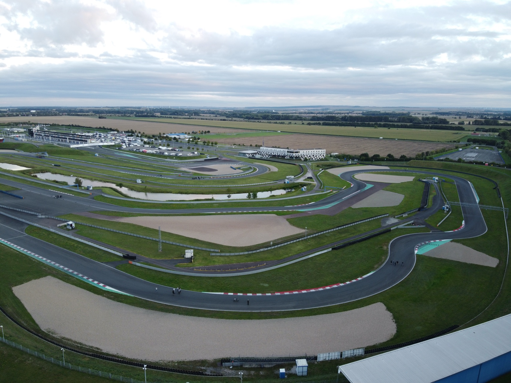 Race Track – Home of Ducati